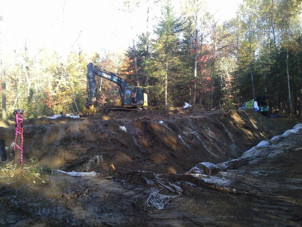 Soil Remediation with MuniRem in Canada