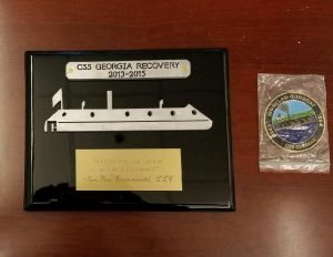 CSS Award and Letter