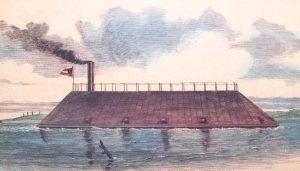 CSS-Georgia boat