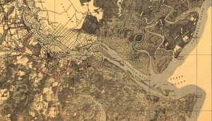 Savannah-map-1864